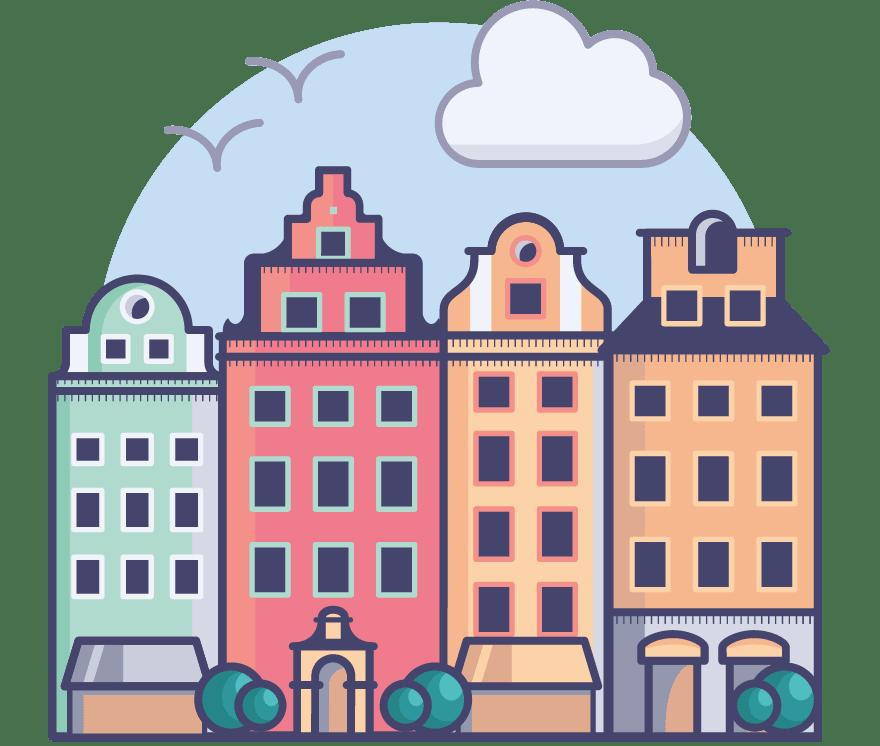 15 Beste Mobil Spielotheks in Schweden 2021