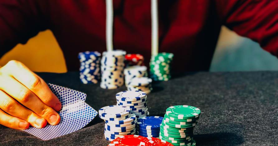 Gewinnen Sie großes Spielen auf mobilen Kasinos