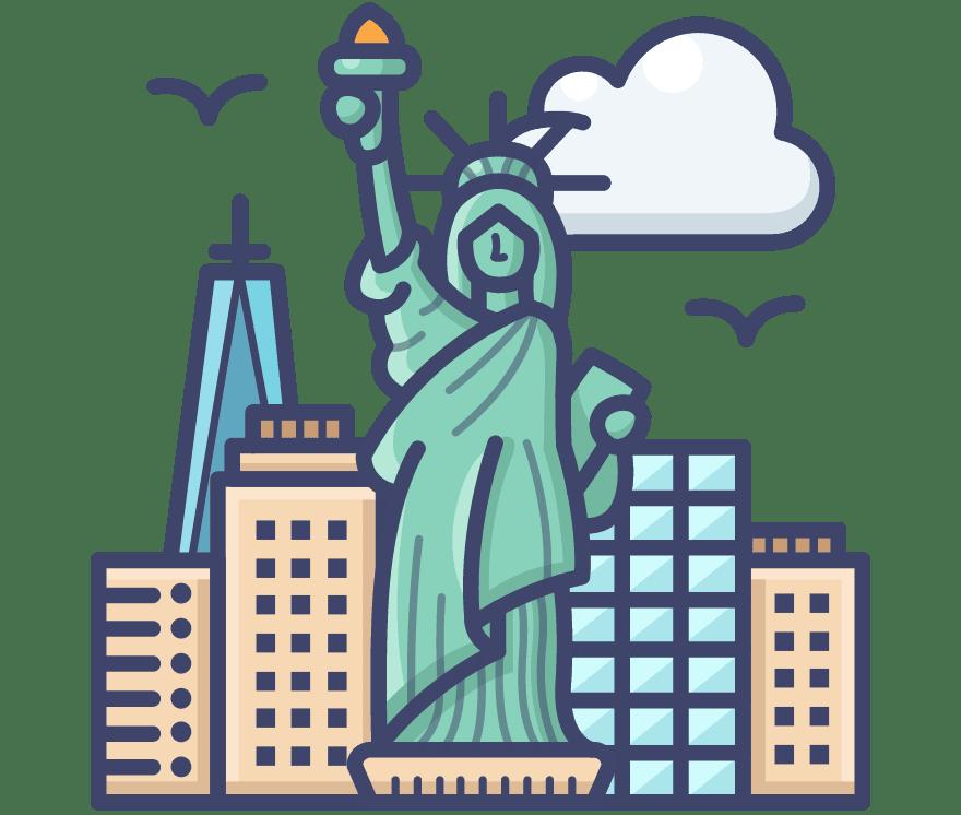 5 Beste Mobil Casinos in Vereinigte Staaten 2021